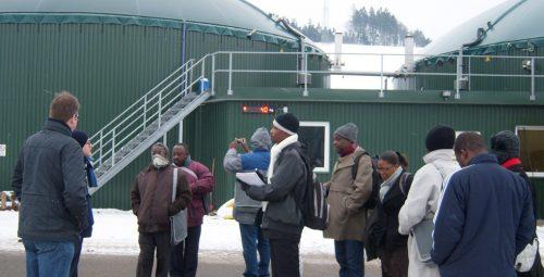 Prüfmission: Umstellung Auf Erneuerbare Energien